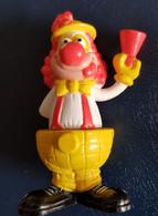 Großer Clown Aus Kunststoff (ca. 8cm Hoch) - Diddl & Ü-Eier