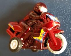 Super Racer Aus Kunststoff Ca. 7 Cm Lang - Diddl & Ü-Eier