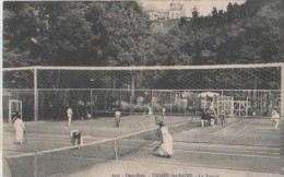 URIAGE LES BAINS ( Le Tennis ) - Uriage