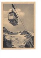 11743 -   Blick Von Der Patscherkofelbahn Gegen Stubaier Gletscher (Format 10X15) - Autriche