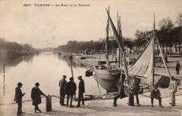 56 VANNES  Le Port Et La Rabine - Vannes