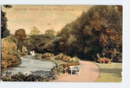 (UK 14) - EDINBURGH BOTANIC GARDENS (THE LILY POND) - Midlothian/ Edinburgh