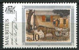 (cl 17 - P49) Maurice** N° 871 - Carriole Postale Du 19e Siècle - - Mauritius (1968-...)