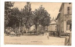 LE GOUBET - DROME - LA PLACE - ATTELAGE - Otros Municipios