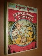 1978 APPRENONS A COMPTER D'après Benjamin Rabier,  Imprimé En Belgique Par Casterman S. A.,  édition France-Loisir - Livres, BD, Revues
