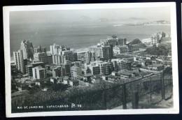 Cpa Carte Photo Du Brésil Rio De Janeiro -- Copacabana     JA15 33 - Rio De Janeiro