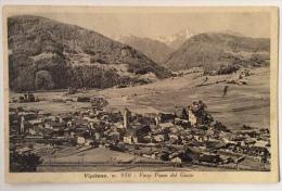VIPITENO M 950 VERSO PASSO DEL GIOVO. VIAGGITA FP 1938 S/FRANCOBOLLO - Bolzano (Bozen)