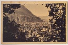 Bolzano Panorama Spedita Nel 1943 Formato Piccolo - Bolzano (Bozen)