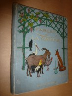 1925  FABLES Dde LA FONTAINE Illustrées Par Henry Morin,   Librairie Renouard,  Edition Henri Laurens - Livres, BD, Revues