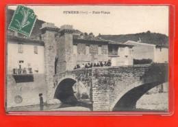 - SUMENE - Pont Vieux - Sumène