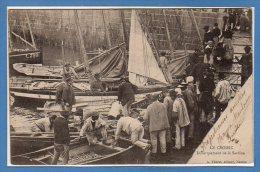 44 - Le CROISIC -- Débarquement De La Sardine - Le Croisic
