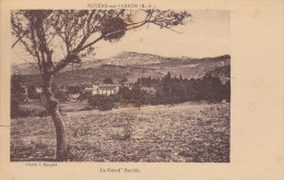 04.NOYERS SUR JABRON. La Grande Bastide - France
