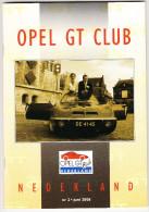 OPEL GT CLUB Nederland Magazine - Nr. 2  Juni  2006 - Tijdschriften