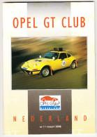 OPEL GT CLUB Nederland Magazine - Nr. 1  Maart  2006 - Revues & Journaux