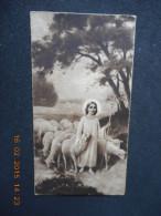 IMAGE PIEUSE - Jésus Et Ses Moutons - Versailles 1932 -  NB 37 - Religion & Esotericism