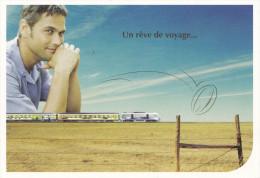 SNCF  UN REVE DE VOYAGE (dil130) - Trenes