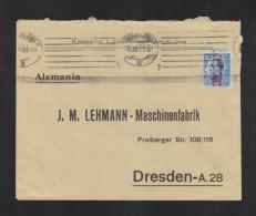 Carta 1932 Barcelona Republica - 1931-Heute: 2. Rep. - ... Juan Carlos I