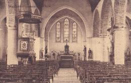 WESTKERKE : Binnenzicht Der Kerk - Oudenburg