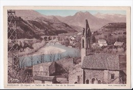 Carte 1920 SISTERON / VALLEE DU BUECH - VUE DE LA BEAUME - Sisteron