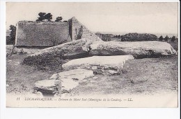 Carte 1910 LOCMARIAQUER / DOLMEN DE MANE SUD (montagne De La Cendre) - Locmariaquer