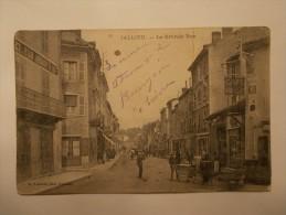 Carte Postale - JALLIEU (38) - La Grande Rue (30/41) - Jallieu