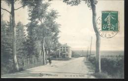Cpa Florenville  Route - Florenville