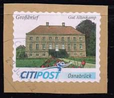 CITIPOST Gut Altenkamp,auf Papier - BRD