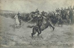LE COLONEL GUIOT De La ROCHERE à Morsbronn 6 Août 1870 Par Raymond Desvarreux - Salon De 1906 - Otras Guerras