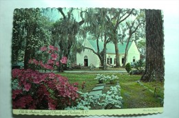 Old St. Andrews Episcopal Church Near Charleston - Charleston