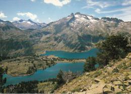 Hautes-Pyrénées / Route Des Lacs Les Lacs D'Aubert, Aumar Et Le Pic Neouvieille - Ohne Zuordnung