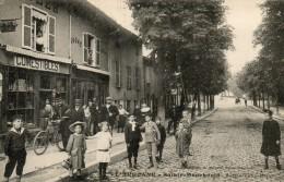 51  Sainte MENEHOULD        Avenue Victor Hugo - Sainte-Menehould