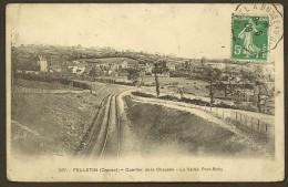 FELLETIN Rare Quartier De La Chapelle Vallée Pont-Roby () Creuse (23) - Felletin