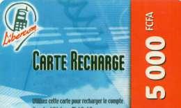 BENIN RECHARGE GSM - Bénin