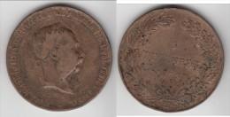 **** AUTRICHE - AUSTRIA - MEDAILLE - MEDAL FRANZ JOSEPH I KAISER 2 DECEMBER 1873 **** EN ACHAT IMMEDIAT - Royal / Of Nobility