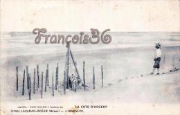 (33) Lacanau Océan - Médoc - L'Immensité - TBE - 2 SCANS - France