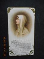 "IMAGE PIEUSE Ancienne ""Vierge Sainte ... Abbé PERREYVE"" - BOUASSE JEUNE 1359 - Religion & Esotericism"