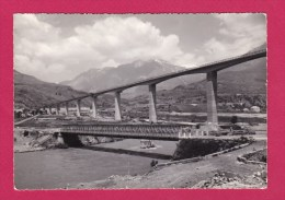 05- SAVINES - L'Ancien Pont Et Le Nouveau Viaduc - Andere Gemeenten