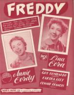 Freddy - Lina Cora - Gezang