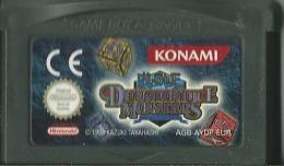 - JEU GAME BOY ADVANCE YU GI OH DUNGEONDICE MASTERS (FONCTIONNE SUR SP) - Nintendo Game Boy