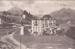 LEYSIN / HOTEL DU CHAMOSSAIRE - VD Vaud