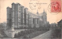 MONS EGLISE SAINTE WAUDRU - Mons