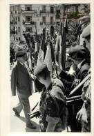 Politique - Algerie  Photo Evenements D'alger Mai - Juin 1958 GENERAL DE GAULLE  ( Generaux ) - Ereignisse