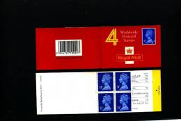 GREAT BRITAIN - £. 1.24  (Walsall)   NEW TAB  BOOKLET MINT NH  GH 1a - Booklets