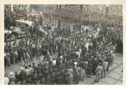 Politique - Algerie  Photo Evenements D´alger Mai - Juin 1958 GENERAL DE GAULLE  ( Generaux ) - Events