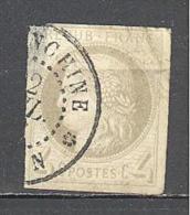 Colonies Générales Yvert N°16°; Oblitération Saigon Cochinchine; Clair - Cérès