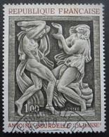 FRANCE N°1569 Oblitéré - Gebraucht