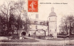 77 Jouy Le Chatel Le Chateau De Vigneau - Frankreich