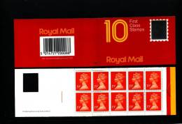 GREAT BRITAIN - £. 1.90   WINDOW  (Harrison)  Code N  BOOKLET MINT NH  GP 1 - Booklets