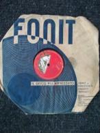 Fonit La Voce Del Padrone _suona Balalaika - 78 Rpm - Schellackplatten