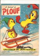 Le Journal De Plouf Mensuel N°27 De Janvier 1959 Un Conte De Jean Nohain - A Suivre